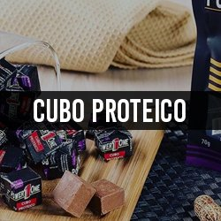 Cubos Proteicos e Paçocas