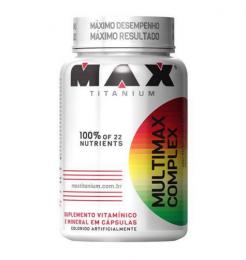 Multimax Complex (90 caps)